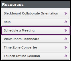 create and manage sessions blackboardヘルプ