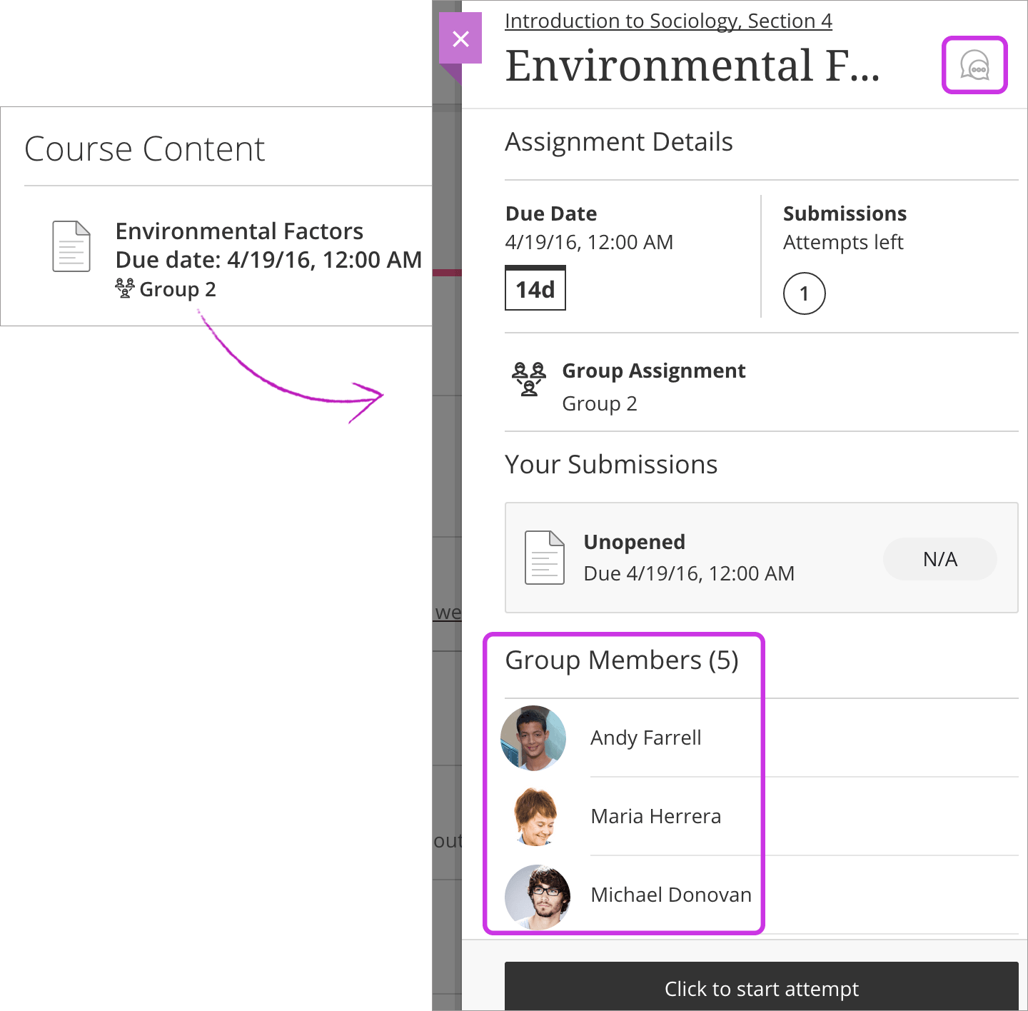 Creating Assignments · Blackboard Help for Faculty