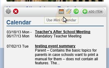 change display for website calendar blackboard help rh help blackboard com Edline Palm Beach County School Edline Icons