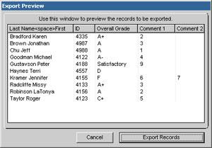 File:en-us/Edline/050_Gradebooks/020_Easy_Grade_Pro_(EGP)/130_Porting/020_Exporting/ExportPreview_W.jpg