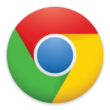 Logo for Google Chrome
