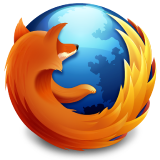 Logo for Mozilla Firefox browser