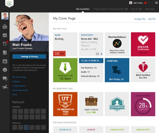 User Profiles | Blackboard Help