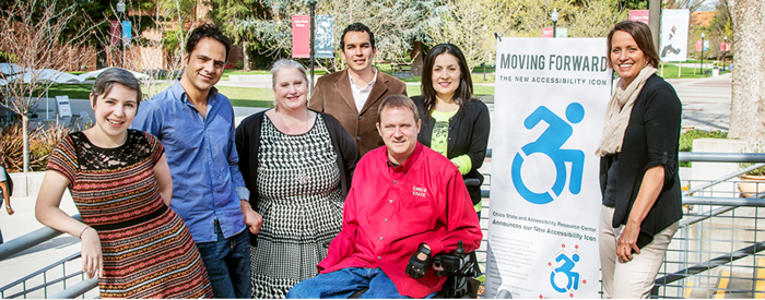 "Accessibility Resource Center Staff ""Moving Forward"" Initiative"